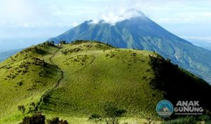 Opentrip Merbabu via selo