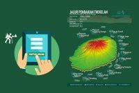 pendaftaran online gunung merbabu