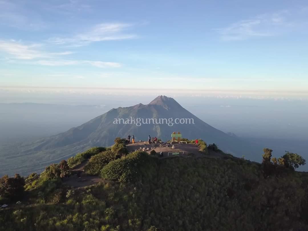 Pendakian Gunung Merbabu Buka Lagi 14 Juni 2021